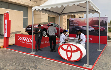 Toyota-Yaris-Event
